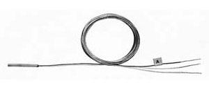 胶囊铂热电阻温度探测器R610,R620