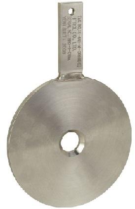 流量测量的孔板HOP